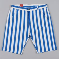 Levis Vintage Clothing Levis Vintage Casual Stripes Short - Blue