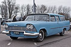 Plymouth Plaza Suburban DeLuxe 3-door 1959 - Dave Hill-effect* (2426) | by Le Photiste
