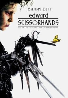 Edward Scissorhands - This film seems to get better every time I watch it. It's got a magical quality about it that was surely the intent of the director, an achievement pulled off by relatively few film makers.