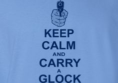 Trendy Pop Culture Keep Calm and and carry a Glock Gangster Mafia Snoop Dog 2pac Drake shirt tshirt Unisex Toddler Ladies All Sizes