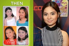 This is the lovely Sharlene San Pedro being shown from a child actress in 2004 to being a grown-up Kapamilya, Star Magic talent, and proud alumna of Goin' Bulilit. Indeed, Sharlene is another of my favourite Kapamilyas, Star Magic talents, and Goin' Bulilit alumni. #SharleneSanPedro #GoinBulilit #GoinBulilitGraduates