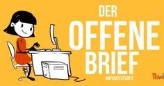 Comics, Logos, Open Letter, Places, Deutsch, Tips, Logo, Cartoons, Comic
