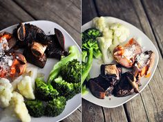 Paleo Slow Cooker Short Ribs - Guilty Kitchen