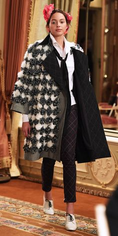 See Every Single Look from the Chanel Métiers d'Art 2017 Show - Chanel Metiers d'Art 2017 from InStyle.com