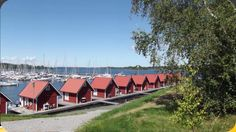 Schweden 2016 Wohnmobilstellplätz