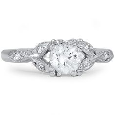 The Castel Ring #vintage (Top View)