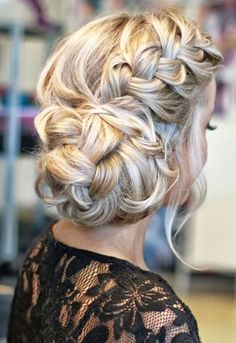 side-braided-bun-wedding-hairstyle-for-long-hair