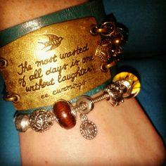 Lenny & Eva, and Pandora bracelet ♥