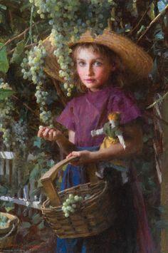 Web Idea 40: [FunOnTheNet] Morgan Weistling pinturas / Morgan Weistling paintings ♫♫♫