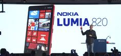 Nokia launches the Lumia 820, the 920′s little brother with 8 megapixel camera, 4.3″ screen