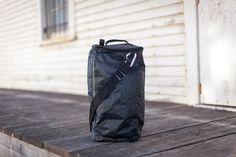 D3 Traveller Duffel – SDR Traveller - Ultralight, strong and discreet duffel that packs down to the size of a sweater. - Hyper technical duffel uses Cuben Fibre (4x Kevlar strength)