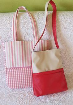 My new bags - Getas Quilting Studio