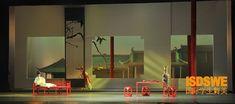 国际舞美学生作品交流中心-Liu Xinglin awarded the highest Stage Design Prize for 12th Chinese Drama Festival