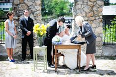 High Gloss, Wedding Ceremony, Cambridge Ontario, Park, Couples, Weddings, Mariage, Hochzeit, Parks