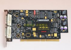 Barco AURA Medical Imaging 3MP2FH 3MB Dual DVI PCI-X Graphics Card V753164-12 Medical Imaging, Video Card, Graphics, Ebay, Graphic Design, Printmaking