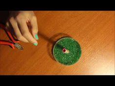 Спинер для бисера своими руками - YouTube