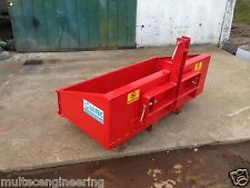 rollers watson Frame | 4ft Tractor Tipping Transport Box Linkbox ( Three point linkage)