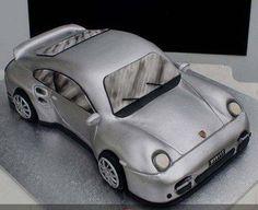 Carved car cakes ideas