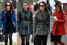 Love the coats!