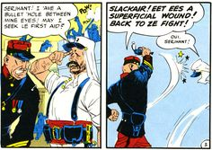 """Sheik of Araby!"" is from Mad #3 (Jan.-Feb. 1953): drawn by John Severin"