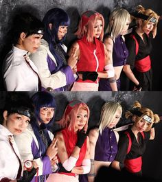 Naruto Family, Boruto Naruto Next Generations, Naruto Girls, Sarada Uchiha, Anime Naruto, Naruto Shippuden, Temari Cosplay, Naruto Cosplay, Sakura Haruno Cosplay
