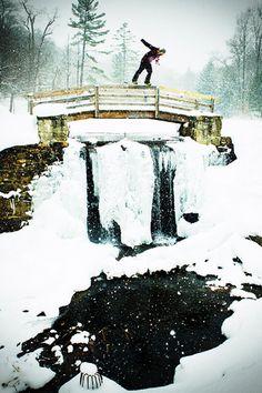 Jonas Carlson  #snowboard