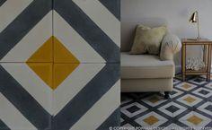 Terrific Tiles: Popham Design   The English Room
