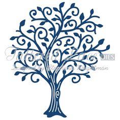 Tattered Lace Tree of Wonder Die