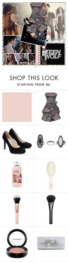 """Formaility ~ Tw Challenge Group"" by jen-the-glader ❤ liked on Polyvore featuring Topshop, L. Erickson, Gucci, MAC Cosmetics and Monki"