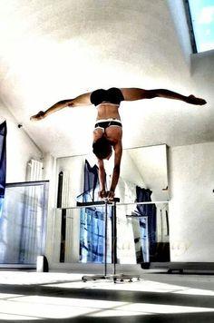 #handstand #gymnastics #acrobatic