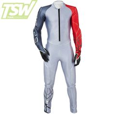 Spyder Herren Performance GS Rennanzug - Alloy Ski Racing, Ski Wear, Wetsuit, Skiing, Thighs, Suits, How To Wear, Men, Shopping