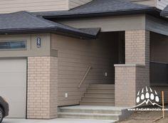 General Shale Coliseum Brick Brick, Garage Doors, Mountain, Arbour, Stone, Galleries, Outdoor Decor, Van, Homes