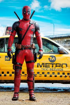 Exclusive new Deadpool image