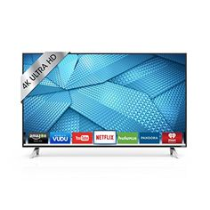 Introducing the all-new #VIZIO M-Series Ultra HD Full-Array LED Smart TV.  With over 8.3 million pixels in every image, four times the resolution of 1080p Full H...