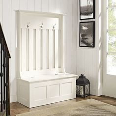 Ogden Entryway Hall Tree White Ogden Entryway Hall Tree White The post Ogden Entryway Hall Tree White appeared first on Stauraum ideen. Furniture, House, Crosley Furniture, Hall Tree With Storage, Home, Entryway Bench Storage, Entryway Furniture, Bench With Storage, Entryway
