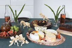 Juhlaa ja juustoja