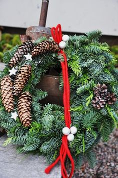 Christmas Wreath!!