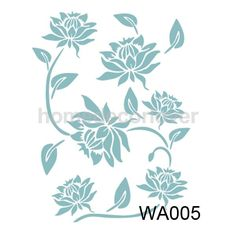 Online Buy Wholesale wall stencil from China wall stencil ...
