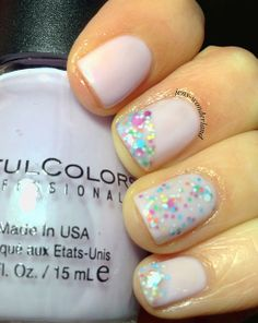 Sinful Colors: Cupids Arrow we ❤ this! moncheribridals.com #weddingnails