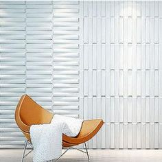 Wall Flat wall panels
