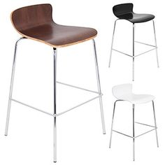 Shop for Woodstacker Stackable Barstool - Set Of 2. Get free shipping at…