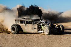 Custom Rat Rods, Custom Trucks, Diesel Rat Rod, Dodge Sedan, Rat Hod, Rat Rod Build, Vintage Cars, Antique Cars, Rat Rod Cars