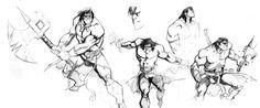 Conan by Seeso2D.deviantart.com on @deviantART