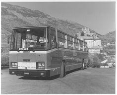 Storia Azienda SAVDA Autoservizi e Autolinee della Valle d'Aosta