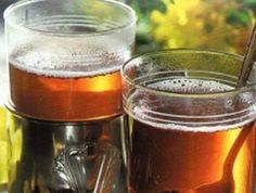 Uklidňující levandulový čaj