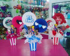 Pequeños detalles para grandes momentos #dencantos #amor #love #tequiero #chocolates #globos #amistad #floristeria #aragua #cagua #venezuela