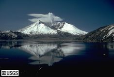 Mt. St. Helens - today.