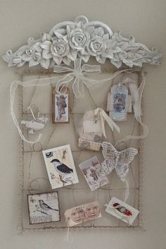 Seasonal memory board