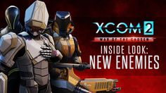 XCOM 2: War of the Chosen - Inside Look: New Enemies https://www.youtube.com/watch?v=e4z7HT-UJiI #gamernews #gamer #gaming #games #Xbox #news #PS4