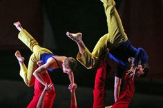 Review: From Trisha Brown Three Last Dances (Maybe) in Brooklyn